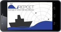 The REPCET app is available !